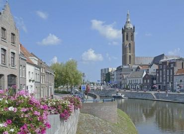 Vier sluizen cruise Zuid-Limburg
