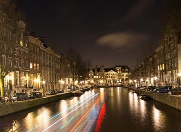 Kerstlichttoer Amsterdam en Den Ilp