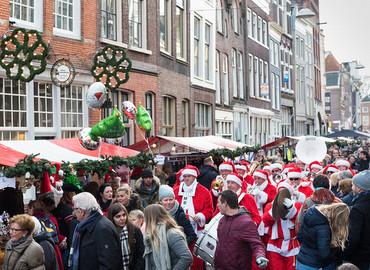 Varend Naar Kerstmarkt Dordrecht Eemland Reizen