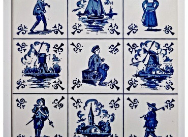 Delfts Blauw in Royal Delft