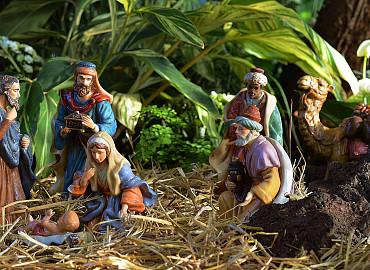 Kerstsfeer op 't Oude Platteland