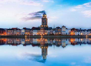 Voorjaarscruise van Deventer naar Doesburg - Eemland reizen