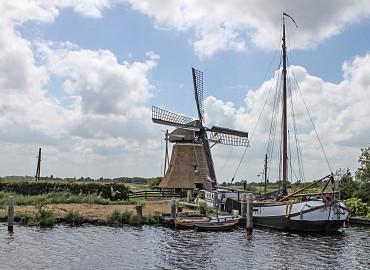Kibbelingcruise op de Zuiderzee