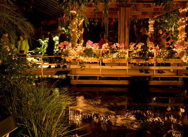 Kerstmarkt in de Orchideëenhoeve