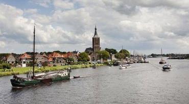 Varen op de IJssel