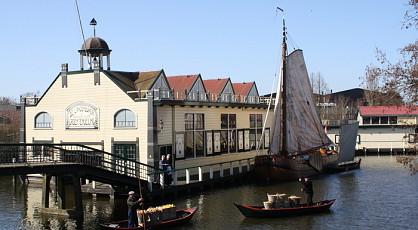 Historische lunch bij Broeker Veiling