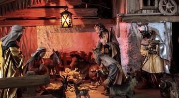 Kerststallentocht Belgische Kempen
