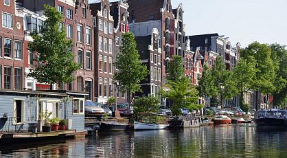 Amsterdam, Volendam en 't Amstelland