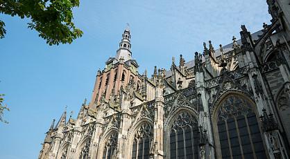 Den Bosch, de stad van Jeroen Bosch en de St. Jan