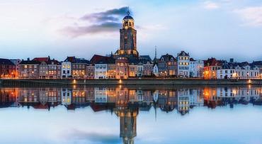 Voorjaarscruise van Deventer naar Doesburg