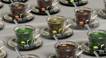Uitje voor theetantes