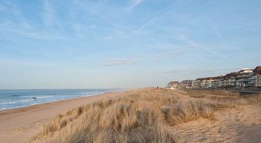 De Belgische kust en Knokke