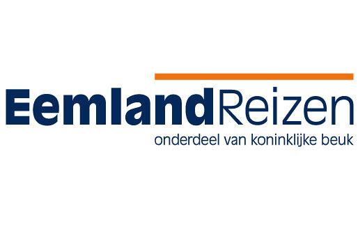 Nieuwe huisstijl voor Eemland Reizen, onderdeel van Koninklijke Beuk